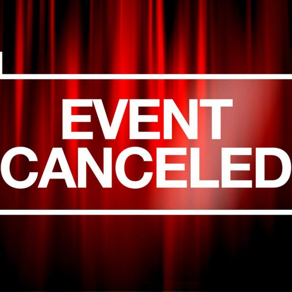 event canceled notification