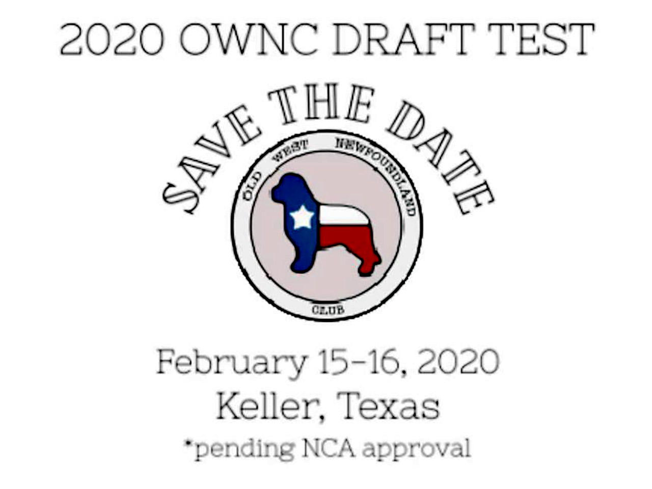 std ownc draft 2020